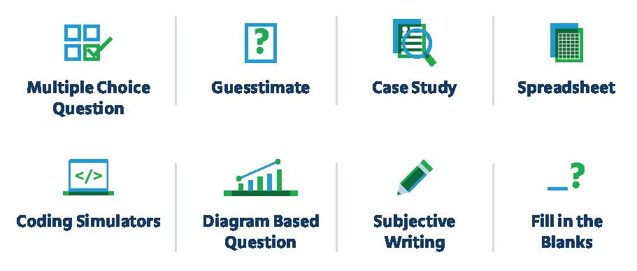 online_assessment_platform_features_Diversity_of_Question_Types