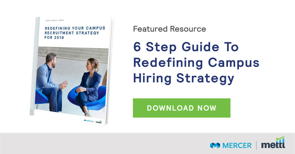 6 Step Guide to Redefining Campus Hiring Strategy