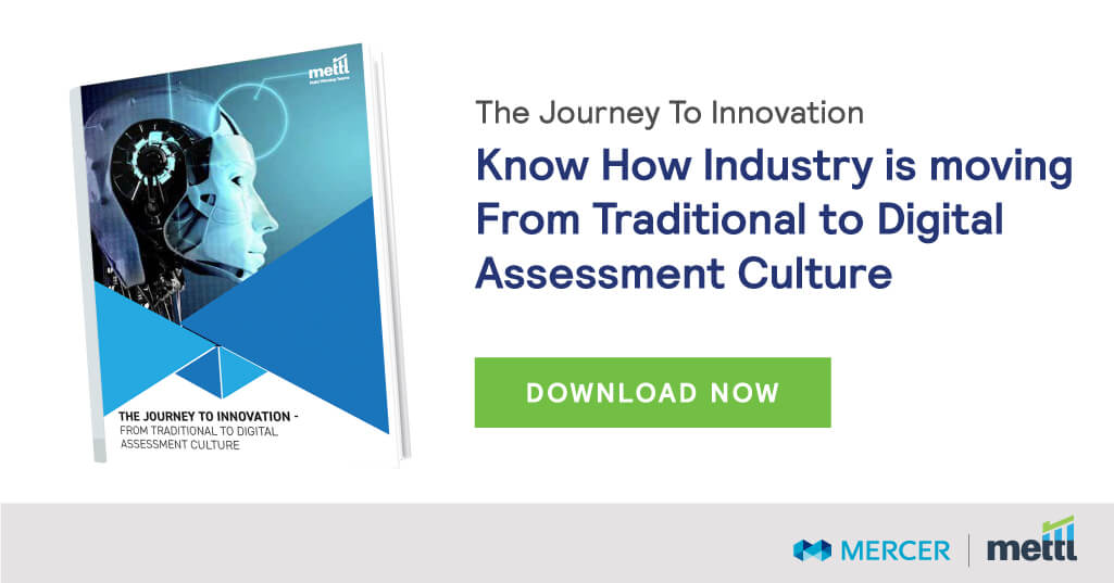 Know How Industry is moving From Traditional to Digital Assessment Culture