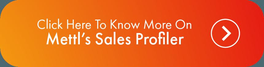 Sales Profiler - Sales Strategy
