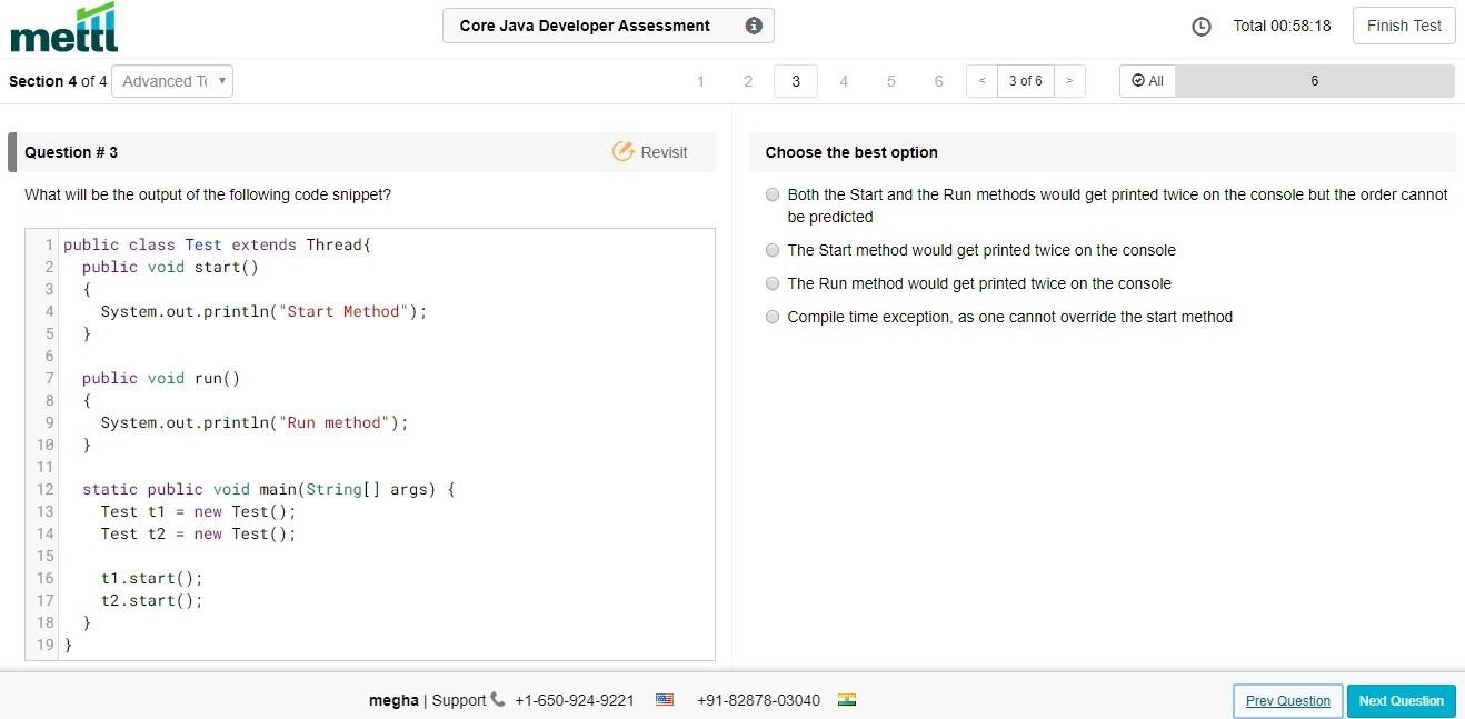 Mettl's_MCQ_Java_how_to_hire_java_developer