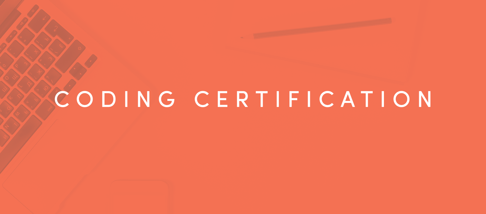 Coding is one of the skills needed to get that leverage in this digital age. Coding certification does not just boost your resume; it provides you better control of your site and your career track in general.