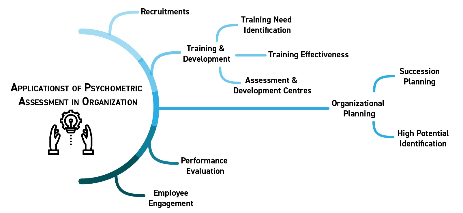 applications of psychometric assessment in an organization