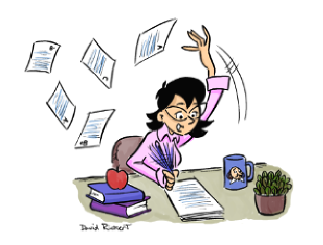 traditional exam evaluation vs digital evaluation