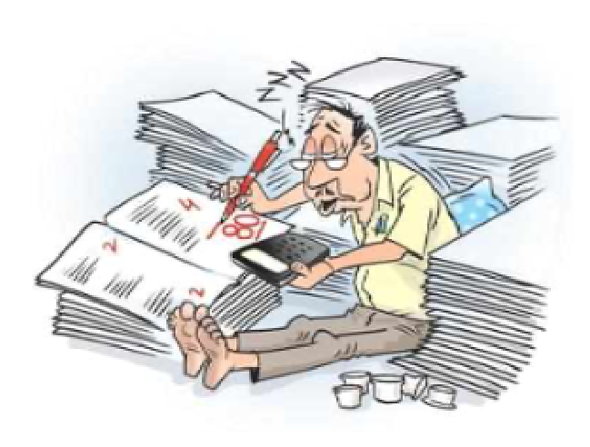 exam evaluation approach